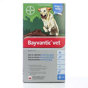 Bayvantic vet hunde 25-40 kg