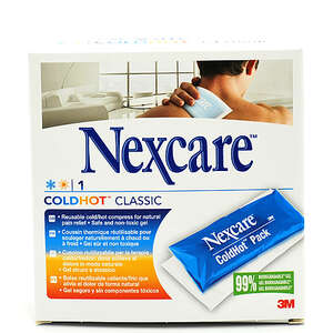Nexcare Coldhot Classic omslag