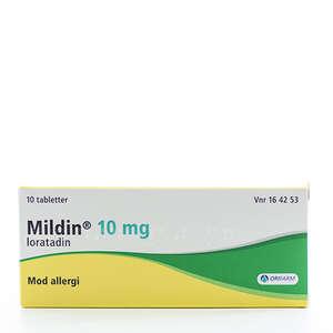 Mildin 10 mg