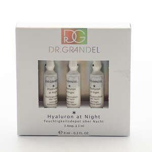 Dr.Grandel Ampul Hyal at Night