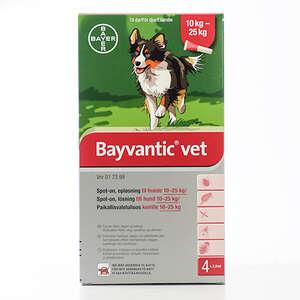 Bayvantic vet hunde 10-25 kg