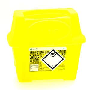 Sharpsafe kanyleboks 2 liter