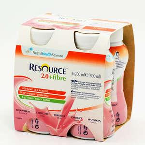 Resource 2.0+ Fibre Jordbær
