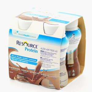 Resource Protein Chokolade