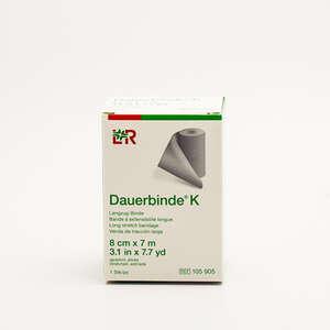 Dauerbind K langstr. 8 cm