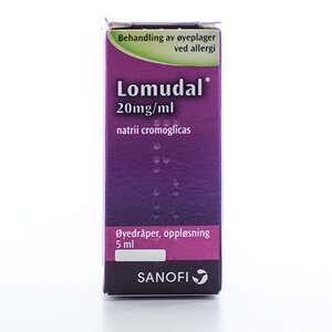 Lomudal 20 mg/ml