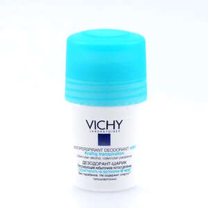 Vichy antipersp. deo roll-on