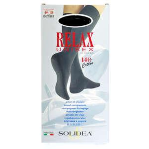 SolideaRelax140 m/Tå Sort XXL