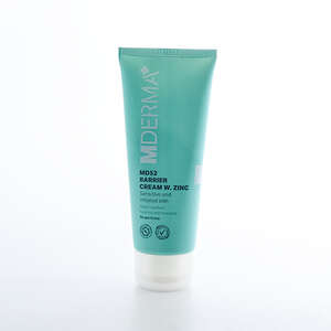 MDerma MD52 Barrier Cream Zinc