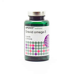Apovit Gravid Omega-3 750 mg
