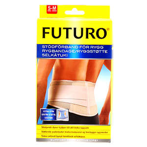 Futuro ryg small/medium