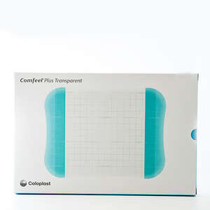 Comfeel Plus Trans. 15x20 cm