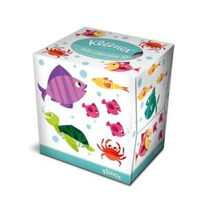 Kleenex collection box