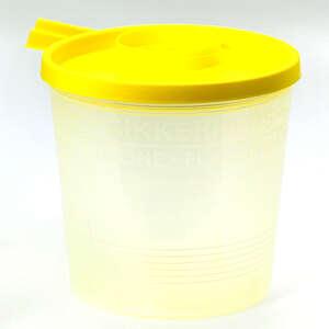 Kanylebeh.1,5 l klar gul låg