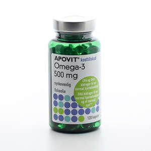 Apovit Omega-3 500 mg