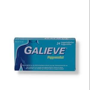 Galieve Peppermint 250+133,5+8