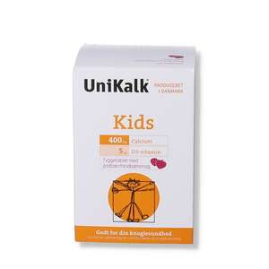 UniKalk Kids jorbær/hind tygge