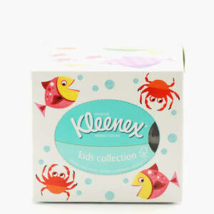 KleenexKids Collection Cube