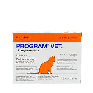 Program vet susp.kat 1,9 ml