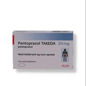 """Pantoprazol """"Takeda"""" 20 mg"""