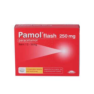 Pamol Flash 250 mg