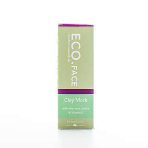 ECO. Face Clay Mask