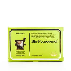 Bio-Pycnogenol tabletter