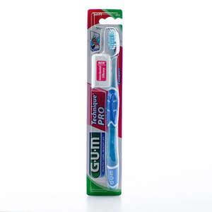 Gum Technique Pro Tandbørste