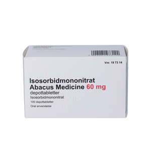 "Isosorbidmononitrat ""Abacus Medicine"""