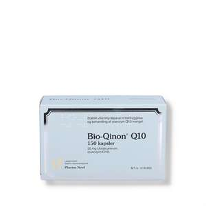 Bio-Qinon kapsler
