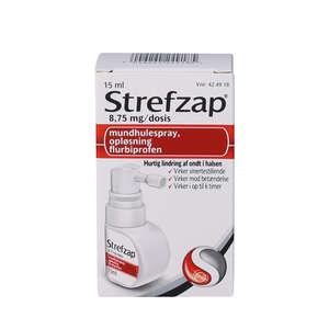 Strefzap 8,75 mg/3 pust