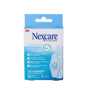 Nexcare Strong Hold Plasters