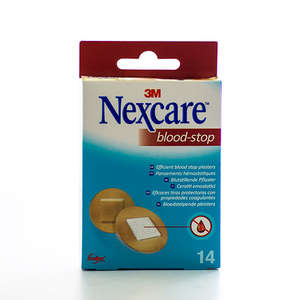 3M Nexcare Blood-Stop Plastre