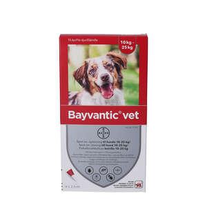 Bayvantic Vet. Opløsning Hunde 10-25 kg