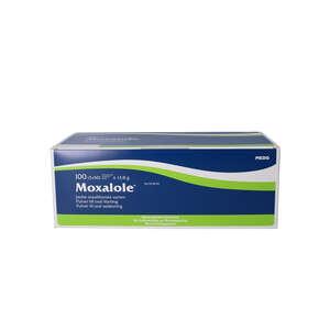 Moxalole pulvere til oral opløsning 100 stk