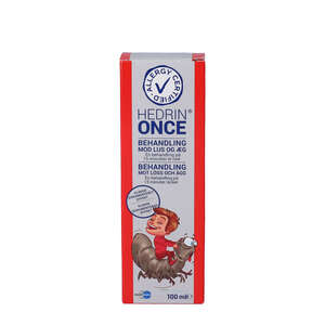 Hedrin ONCE Gel (100 ml)