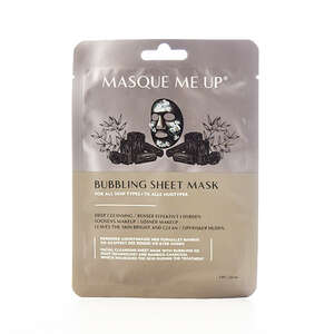 Masque Me Up Bubbling Sheet mask