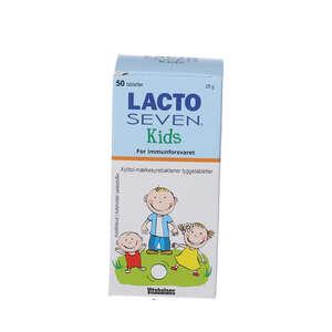 Lacto Seven Kids (50 stk)