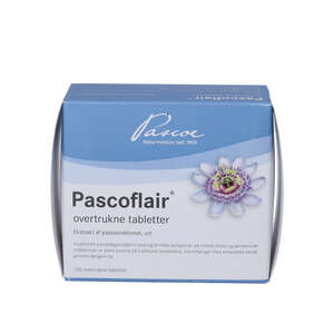 Pascoflair tabletter (100 stk)