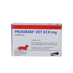 Program Vet tabletter (hund op til 6,7 kg)