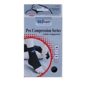 Jasper Pro Compression Ankelbandage (M)