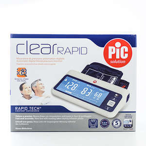 Clearrapid Blodtryksmåler