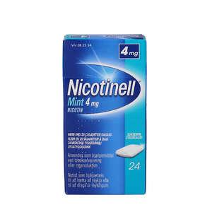Nicotinell Mint 4 mg 24 stk