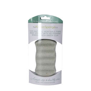 Konjac Sponge Premium Body (Grøn)