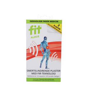 FIT Albue Plaster (2 stk)