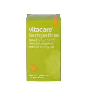 Vitacare Tempeltræ tabletter