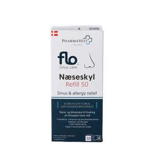 FLO Næseskyl Refill (50 stk)