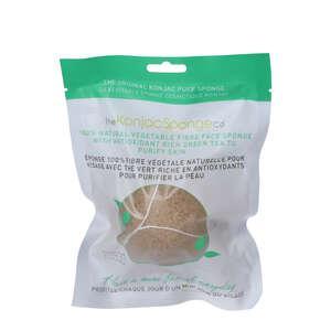 Konjac Sponge Face (Green Tea)