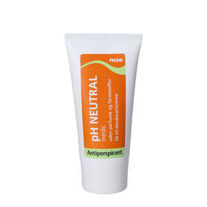 pH Neutral Antiperspirant Creme