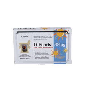 D-Pearls kapsler